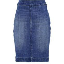 Odzież damska: Armani Exchange Spódnica jeansowa indigo denim