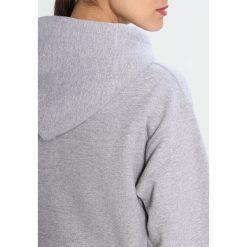 Bluzy rozpinane damskie: 12 Midnight ROLLING STONES Bluza z kapturem grey marl