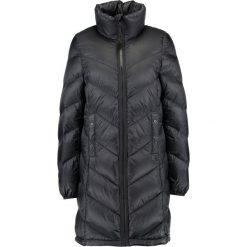 GStar ALASKA DOWN SLIM HEDLEY  Płaszcz puchowy black. Czarne płaszcze damskie pastelowe G-Star, xs, z materiału. W wyprzedaży za 741,30 zł.
