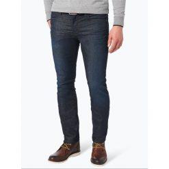 BOSS Casual - Jeansy męskie – Orange 63, niebieski. Niebieskie jeansy męskie regular BOSS Casual. Za 399,95 zł.