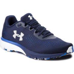Buty UNDER ARMOUR - Ua Charged Spark 3021646-400 Nvy. Niebieskie buty do biegania męskie marki Under Armour, z materiału. W wyprzedaży za 239,00 zł.