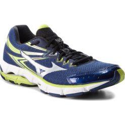 Buty MIZUNO - Wave Connect 2 J1GC154805 Granatowy. Niebieskie buty do biegania damskie marki Mizuno, z materiału, mizuno wave. W wyprzedaży za 309,00 zł.