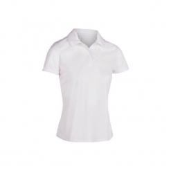 Koszulka tenisowa Essential 100 damska. Białe t-shirty damskie marki Adidas, xs. Za 19,99 zł.