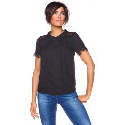 """T-shirty damskie: Koszulka """"Pascale"""" w kolorze czarnym"""
