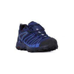 Buty do biegania Salomon  X ULTRA 3 GTX PRIME. Szare buty do biegania męskie marki Salomon, z gore-texu, na sznurówki, gore-tex. Za 457,31 zł.