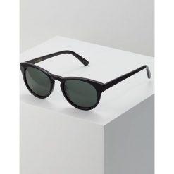 Okulary przeciwsłoneczne damskie aviatory: Han Kjobenhavn TIMELESS GRANITE  Okulary przeciwsłoneczne black