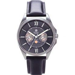 Zegarek Royal London Męski 40144-02 Tytan Data 50M. Szare zegarki męskie Royal London. Za 499,00 zł.