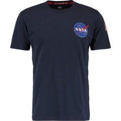 T-shirty męskie z nadrukiem: Alpha Industries SPACE SHUTTLE Tshirt z nadrukiem blue