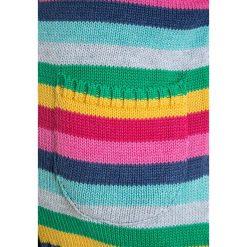 Frugi HAPPY DAY CARDIGAN Kardigan rainbow. Niebieskie swetry chłopięce marki Retour Jeans, z bawełny. Za 189,00 zł.