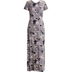 Długie sukienki: Soaked in Luxury DINA Długa sukienka grey