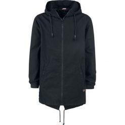 Płaszcze damskie pastelowe: Produkt Boyhood Parka Płaszcz czarny