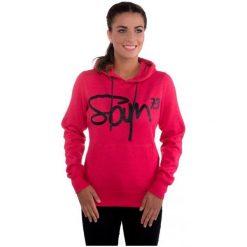 Sam73 Bluza Damska Wm 725 135 S. Czerwone bluzy sportowe damskie sam73, s, z napisami. Za 159,00 zł.