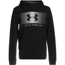 Bejsbolówki męskie: Under Armour FRENCH TERRY HOODY Bluza z kapturem black