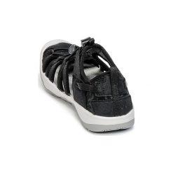 Sandały sportowe Dziecko  Keen  MOXIE SANDAL. Czarne buty sportowe chłopięce marki Keen. Za 167,30 zł.