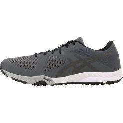 ASICS SYNERGY X Obuwie treningowe carbon/onyx/mid grey. Szare buty sportowe męskie Asics, z materiału. W wyprzedaży za 366,75 zł.
