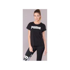 T-shirty z krótkim rękawem Puma  ACTIVE LOGO TEE. Czerwone t-shirty damskie marki Puma, xl, z materiału. Za 109,00 zł.