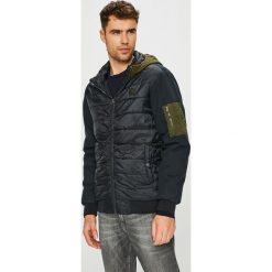 Blend - Kurtka/płaszcz 20706781. Czarne płaszcze na zamek męskie Blend, l, z bawełny. W wyprzedaży za 199,90 zł.