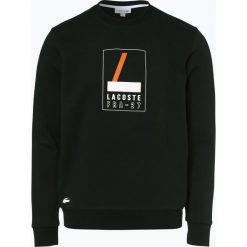 Lacoste - Męska bluza nierozpinana, zielony. Szare bluzy męskie z nadrukiem marki Lacoste, z bawełny. Za 599,95 zł.