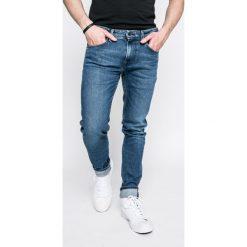 Pepe Jeans - Jeansy. Niebieskie jeansy męskie skinny Pepe Jeans. Za 399,90 zł.