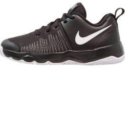 Buty skate męskie: Nike Performance TEAM HUSTLE QUICK Obuwie do koszykówki black/white