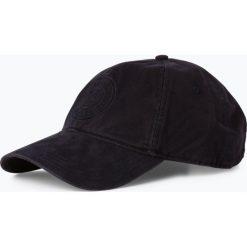 Marc O'Polo - Męska czapka z daszkiem, niebieski. Niebieskie czapki męskie Marc O'Polo. Za 129,95 zł.