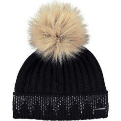 Barts - Czapka Marigold. Żółte czapki zimowe damskie marki Barts, na zimę, z dzianiny. W wyprzedaży za 129,90 zł.