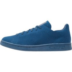 Adidas Originals STAN SMITH PK  Tenisówki i Trampki tech steel/core black. Zielone tenisówki męskie marki adidas Originals, z materiału. W wyprzedaży za 208,45 zł.