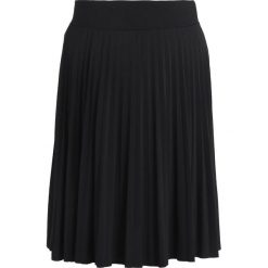 Spódniczki plisowane damskie: Anna Field Curvy Spódnica trapezowa black