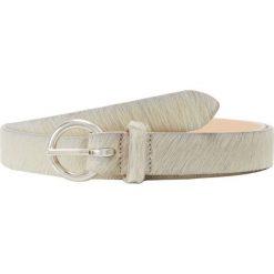 CLOSED BELT Pasek white. Białe paski damskie CLOSED, w paski, z materiału. Za 579,00 zł.