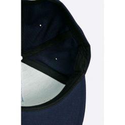 Vans - Czapka. Czarne czapki z daszkiem męskie marki Vans, z wełny. W wyprzedaży za 69,90 zł.