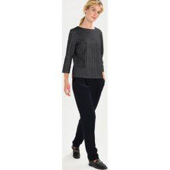 Bluzy rozpinane damskie: someday. ULUPI JACQUARD Bluza black