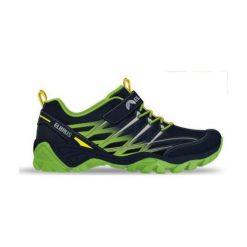 Buty dziecięce: ELBRUS Buty Juniorskie Niskie Voluis JR Navy/Lime/Yellow r. 34