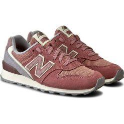 Buty sportowe damskie: New Balance Buty damskie WR996WSC różowe r. 36