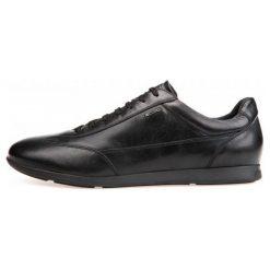 Tenisówki męskie: Geox Tenisówki Męskie Clemet 45 Czarny