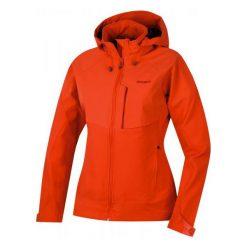 Husky Bluza Seeta L, Czerwona, S. Czerwone bluzy rozpinane damskie Husky, l, z softshellu. Za 449,00 zł.