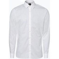 OLYMP No. Six - Koszula męska łatwa w prasowaniu, beżowy. Brązowe koszule męskie non-iron marki FORCLAZ, m, z materiału, z długim rękawem. Za 229,95 zł.