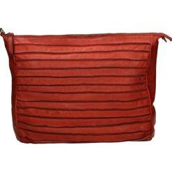 Torebki klasyczne damskie: Torba – PLEOC94 RED