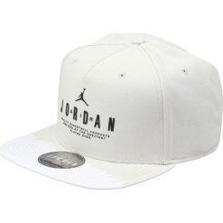 Czapki z daszkiem męskie: Nike Czapka męska Jordan Modern Heritage Snapback Hat biała (834893 072)