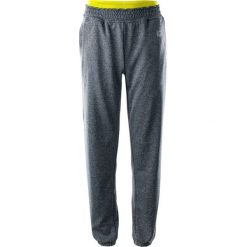 Chinosy chłopięce: IQ Spodnie Peri Jr Black Melange/sulphur Spring r. 152