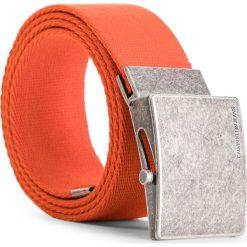 Pasek Męski CALVIN KLEIN JEANS - J Military Belt 3,5 Cm K50K504327 804. Brązowe paski męskie Calvin Klein Jeans, w paski, z jeansu. Za 179,00 zł.