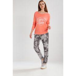Bryczesy damskie: Juvia PALM  Spodnie treningowe anthra