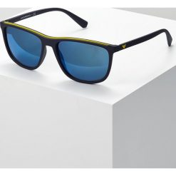 Okulary przeciwsłoneczne męskie: Emporio Armani Okulary przeciwsłoneczne blue