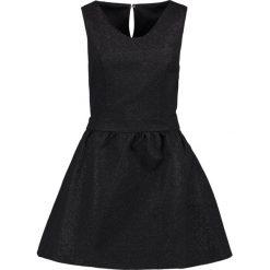 Sukienki hiszpanki: Teddy Smith RUBAN Sukienka koktajlowa noir