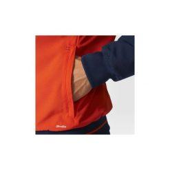 Bluzy dresowe adidas  Bluza Tiro 17 Presentation Jacket. Niebieskie bejsbolówki męskie Adidas, l, z dresówki. Za 249,00 zł.