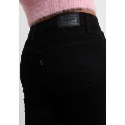 Levi's® 710 SUPER SKINNY Jeans Skinny Fit secluded echo. Czarne jeansy damskie relaxed fit Levi's®. Za 419,00 zł.