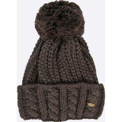 Starling - Czapka. Czarne czapki zimowe damskie Starling, z dzianiny. W wyprzedaży za 39,90 zł.