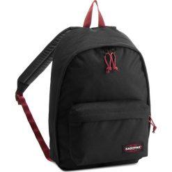 Plecak EASTPAK - Out Of Office EK767 Black/Red 57T. Czarne plecaki męskie Eastpak, z materiału. Za 259,00 zł.