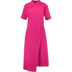 Sukienki hiszpanki: Topshop ORIGAMI Sukienka letnia brightpink