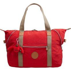 Kipling ART M Torba na zakupy true red. Czerwone torebki klasyczne damskie Kipling. Za 419,00 zł.