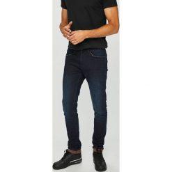 Blend - Jeansy Jet. Niebieskie jeansy męskie slim Blend. Za 169,90 zł.